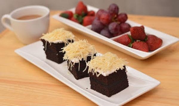 Resep Cake Kukus Modern: Aneka Resep Kue Kukus Yang Enak Dan Mudah