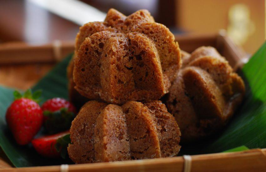 Resep Bolu Jadul Kuning Telur: Resep Cara Membuat Kue Bolu Kukus Terlaris